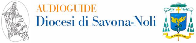 Audioguide Diocesi di Savona-Noli Logo