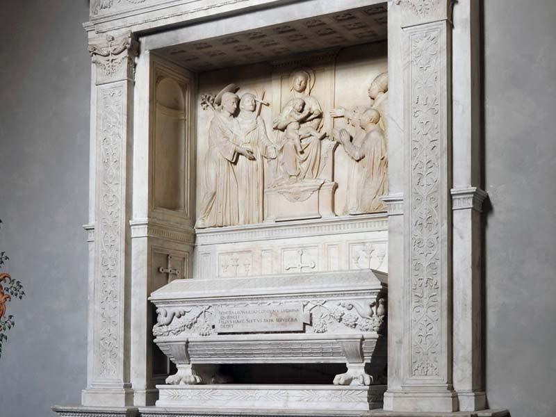 Cappella Sistina Opere