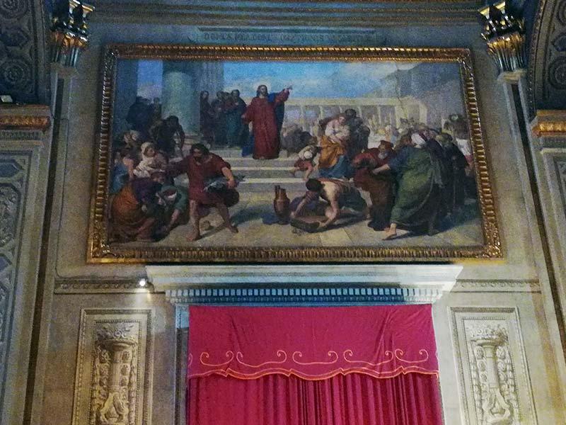 Cattedrale di Savona - Controfacciata